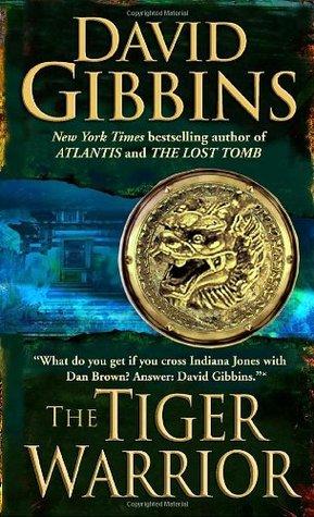 The Tiger Warrior (Jack Howard, #4)
