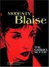 The Gabriel Set-Up (Modesty Blaise Graphic Novel Titan #1)