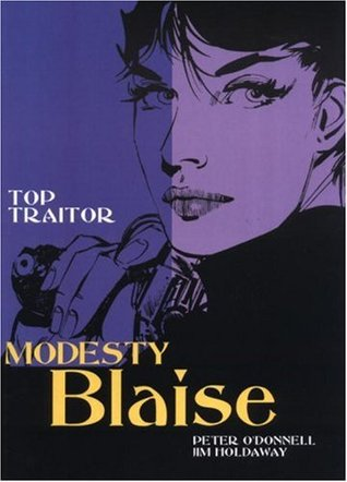 Modesty Blaise: Top Traitor (Modesty Blaise (Graphic Novels))