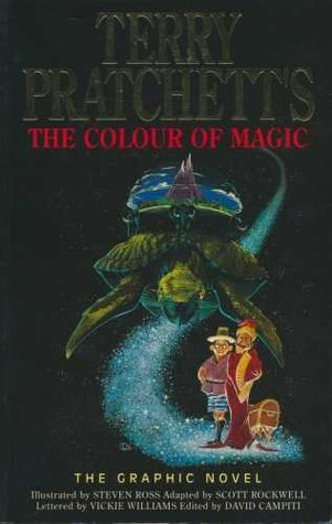 The Colour of Magic: Graphic Novel by Scott Rockwell