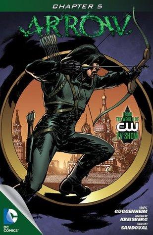 Arrow (2012- ) #5