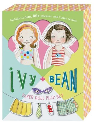 Ivy and Bean Paper Dolls by Sophie Blackall