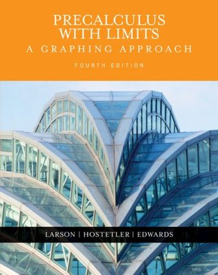 Precalculus With Limits Ebook