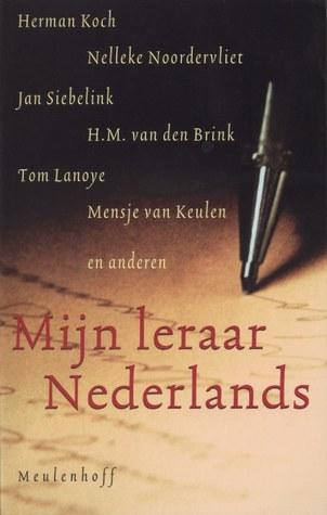 Mijn leraar Nederlands