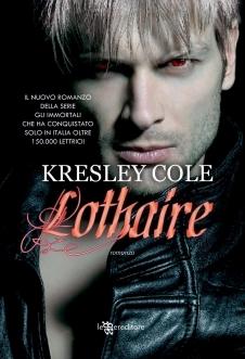 Lothaire (Immortals After Dark, #12)