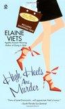 High Heels are Murder (Josie Marcus, Mystery Shopper, #2)