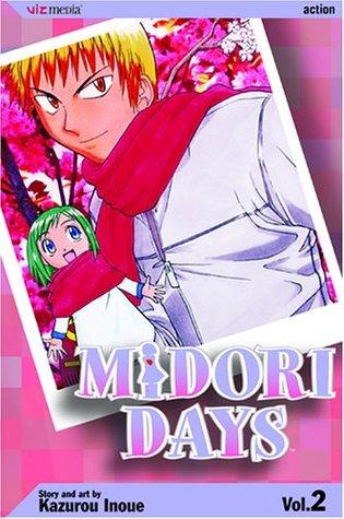 Midori Days, Volume 2 by Kazurou Inoue