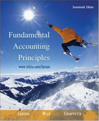 Fundamental Accounting Principles 21st Edition Pdf
