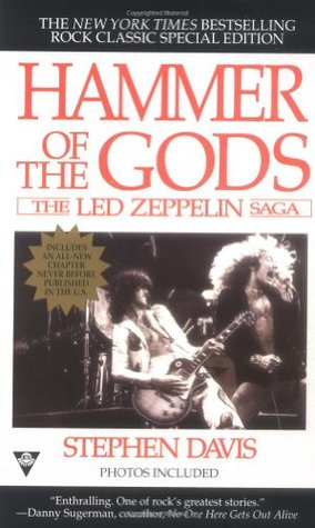 Hammer of the Gods (Mass Market Paperback)