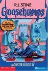 Monster Blood IV (Goosebumps, #62)