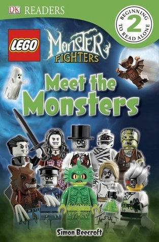 LEGO Monster Fighters: Meet the Monsters (DK Reader, Level 2)