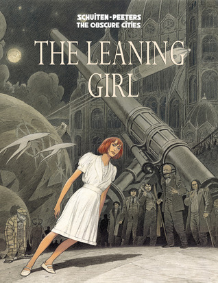 The Leaning Girl by François Schuiten