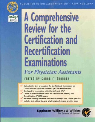 A Comprehensive Review for the Certification and Recertification Examinations (Book with CD-ROM)
