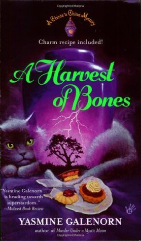 A Harvest of Bones (A Chintz 'n China Mystery, #4)