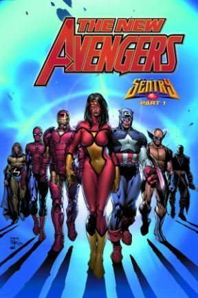 The New Avengers Vol. 2 by Brian Michael Bendis