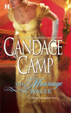 The Marriage Wager (The Matchmaker #1)