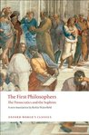 The First Philosophers by Robin A.H. Waterfield