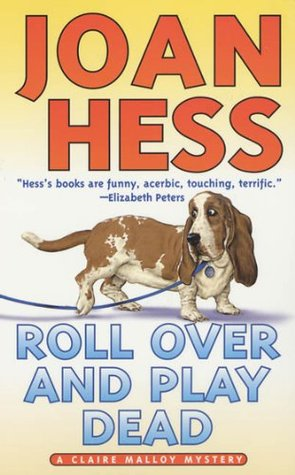 Roll Over and Play Dead by Joan Hess