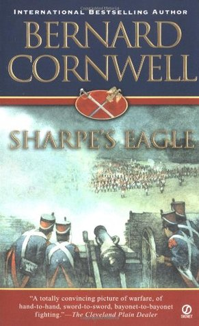Book Review: Bernard Cornwell's Sharpe's Eagle
