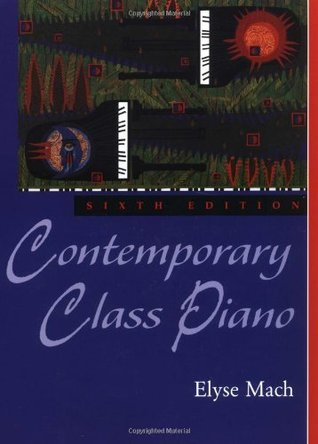 Contemporary class piano by elyse mach contemporary class piano fandeluxe Gallery