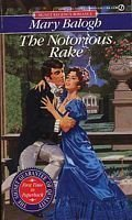 The Notorious Rake by Mary Balogh