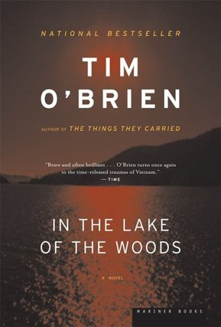 tim o brien in the lake of the woods