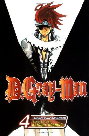 D.Gray-man, Vol. #4 (D.Gray-man, #4)