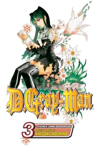 D.Gray-man, Vol. #3 (D.Gray-man, #3)