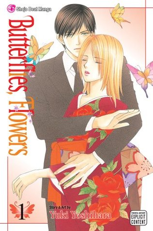 Butterflies, Flowers, Vol. 1 by Yuki Yoshihara