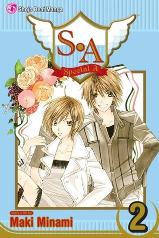 Special A, Vol. 02 by Maki Minami