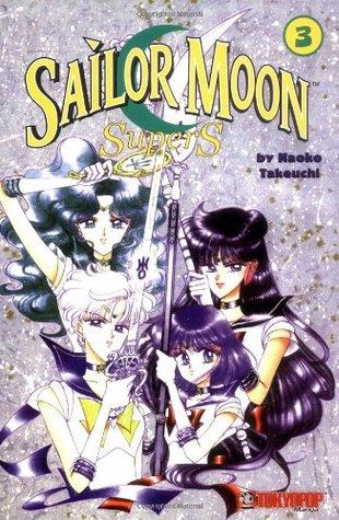 Sailor Moon SuperS, #3 by Naoko Takeuchi