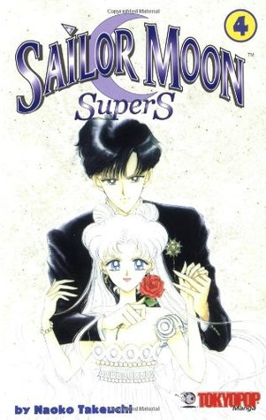 Sailor Moon SuperS, #4 (Sailor Moon SuperS, #4)
