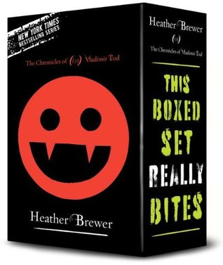 The Chronicles of Vladimir Tod Box Set by Heather Brewer