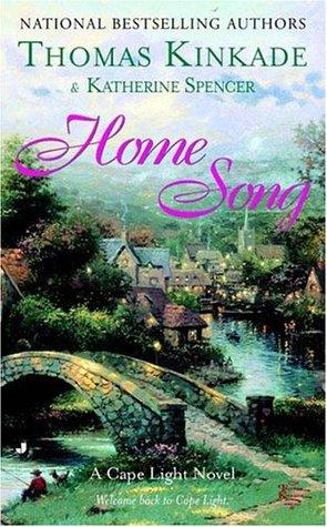 Home Song by Thomas Kinkade