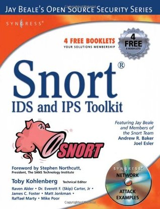 Snort ids and ips toolkit by brian caswell 846585 fandeluxe Choice Image