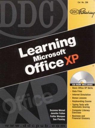 Learning Microsoft Office XP