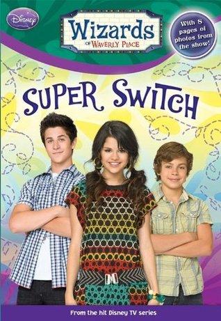 Super switch! by Heather Alexander