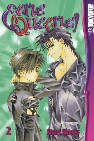 Eerie Queerie!, Volume 2 by Shuri Shiozu