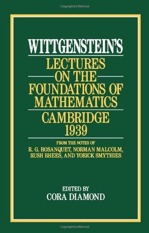 Lectures on the Foundations of Mathematics, Cambridge 1939
