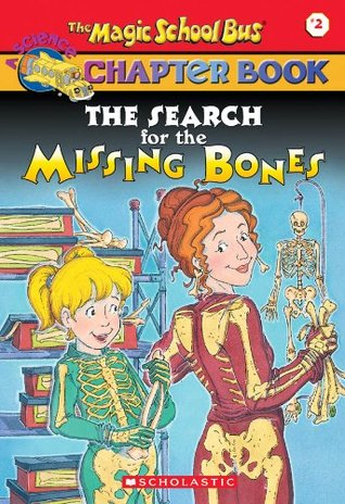 The Search For The Missing Bones by Eva Moore
