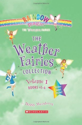The Weather Fairies Collection Volume 1 (The Weather Fairies, #1-4)