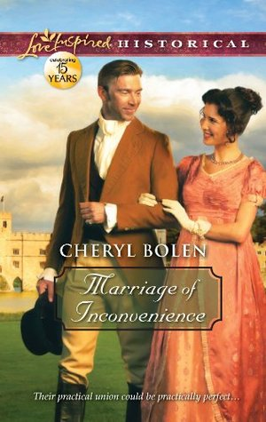 Marriage of Inconvenience (Love Inspired Historical) (ePUB)