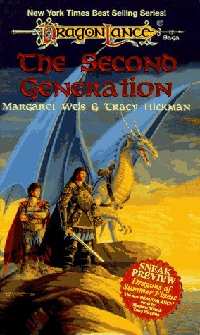 The Second Generation by Margaret Weis