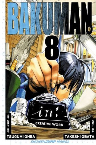 Bakuman, Volume 8 by Tsugumi Ohba