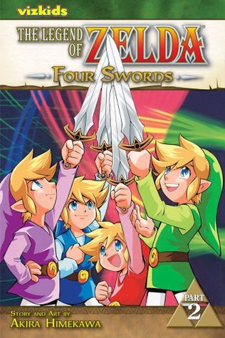 The Legend of Zelda: Four Swords - Part 2 (Zelda, #7)