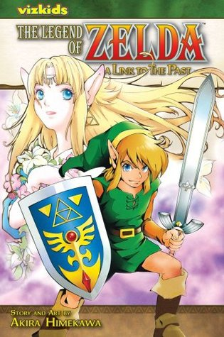 Ebook The Legend of Zelda: A Link to the Past by Akira Himekawa TXT!