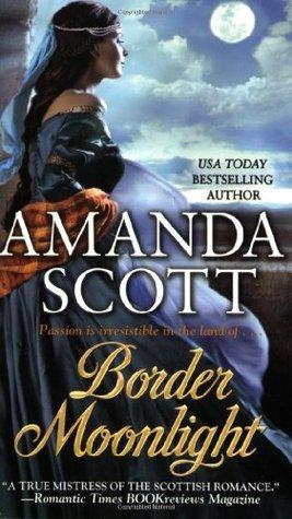 Border Moonlight by Amanda Scott