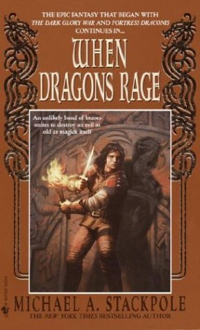 When Dragons Rage (The DragonCrown War Cycle, #2)