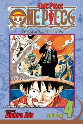 One Piece, Volume 04 (One Piece, #4)