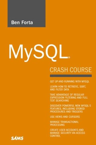 MySQL Crash Course by Ben Forta